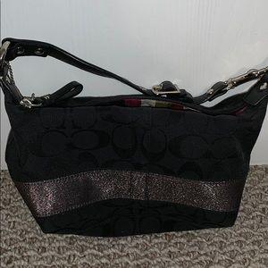 🖤❗️black coach purse
